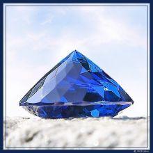 Avatar-Diamant saphir klein