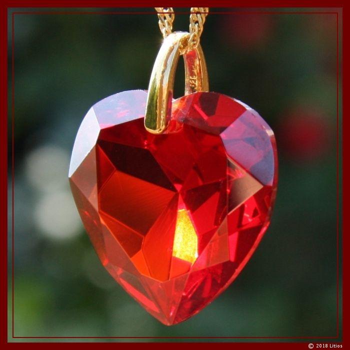 Königinnen-Herz diamant