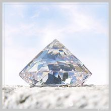Avatar-Diamant kristallklar klein
