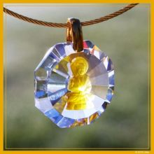 Buddha-Medaillon diamant