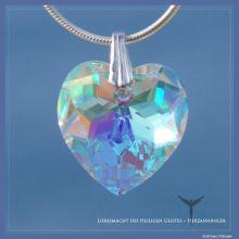 Kristall-Herz klein