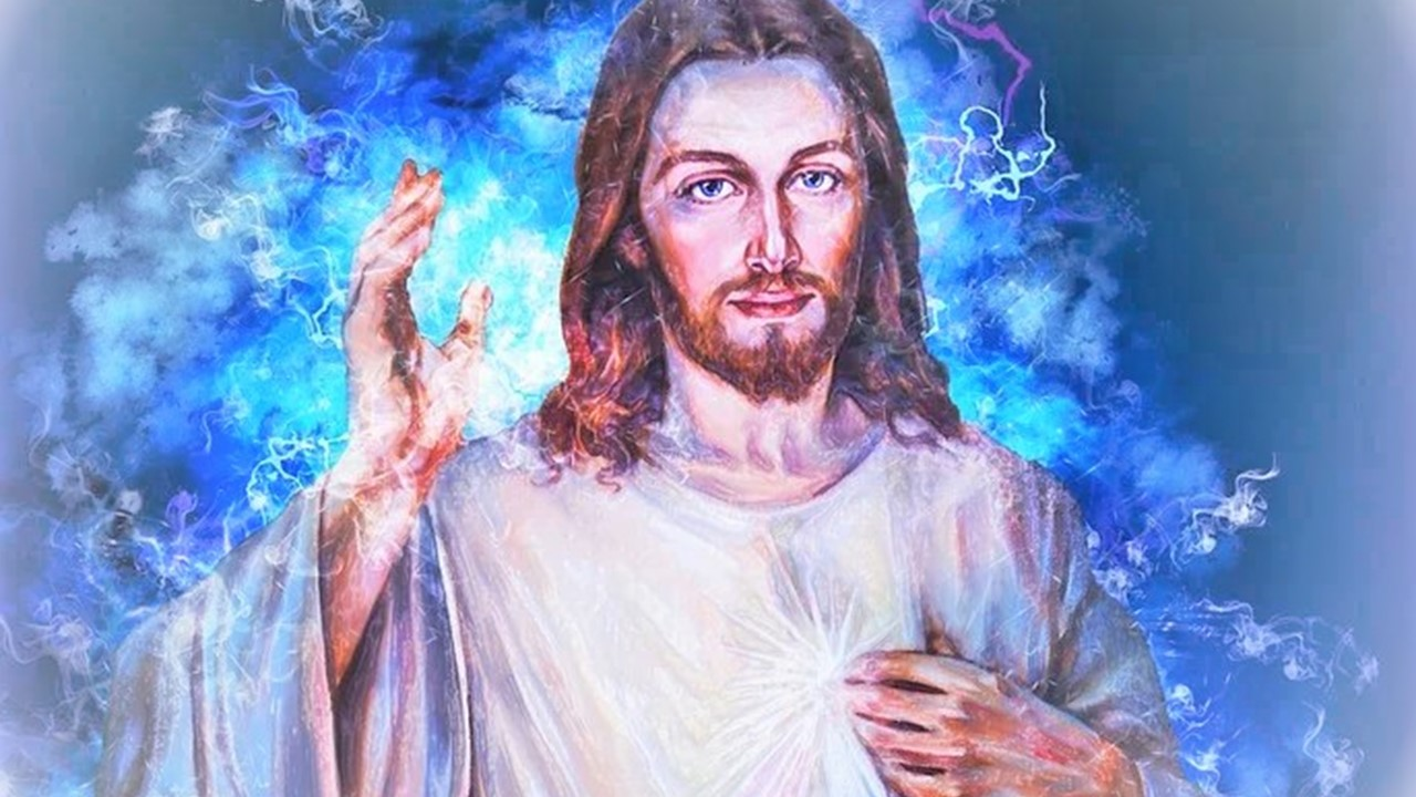 Channeling of the month from Jesus Sananda - Blog