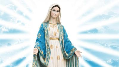 Channeling of the month from Mother Mary