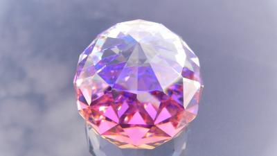 Light Crystal of the month: Prism Sphere