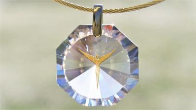 Lichtkristall des Monats: Photonen-Sonnenrad