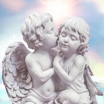 Engel der Partnerschaft