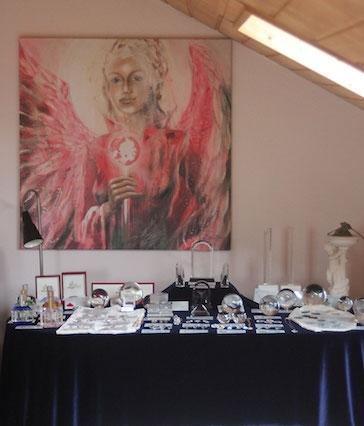 Ausstellung Dagmar Herrmann